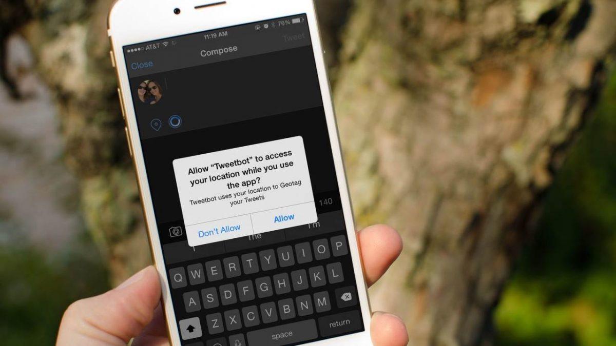 آموزش مدیریت مجوز دسترسی اپلیکیشنها در iOS